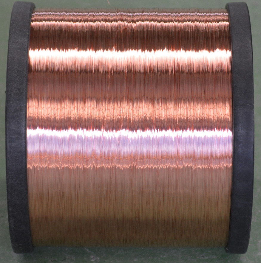 copper clad steel use as double wire fence 2016