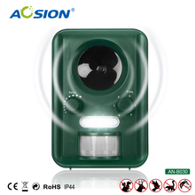 ขาย Top ultrasonic solar cat dog bird scarer สัตว์ pest repeller chaser