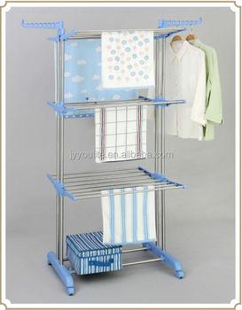 baby clothes rack vertical towel rack
