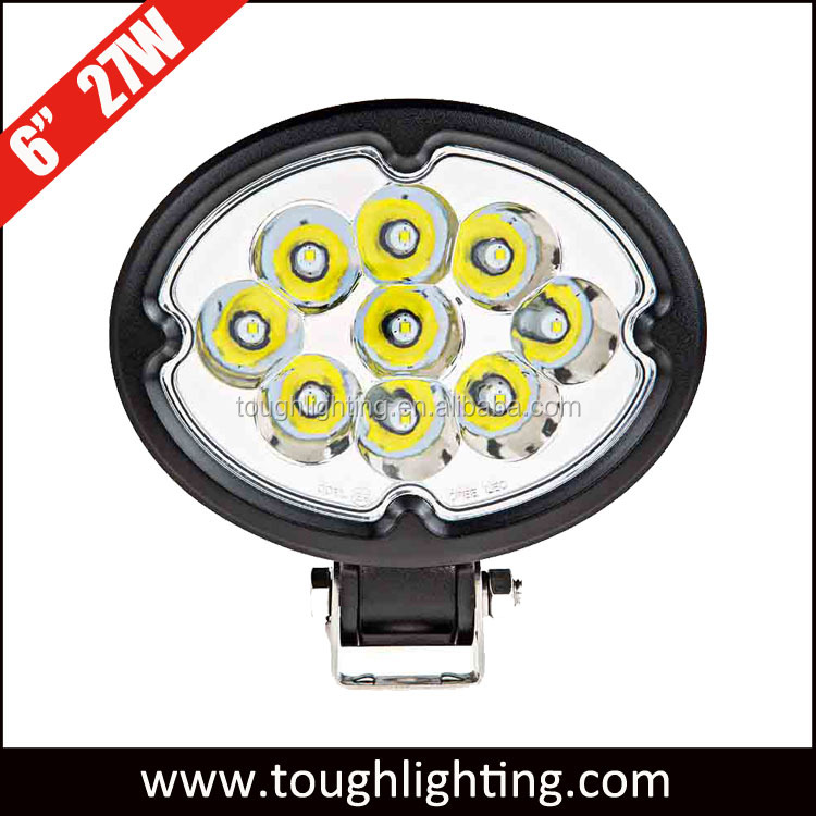Toughlight 27w Auto Led Work Light for Truck Man