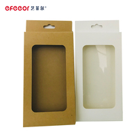 OEM Wholesale iphone case package, iphone case packaging box, iphone case paper packing box