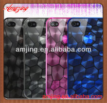 Top selling water cube 3d phone case for iphone 4