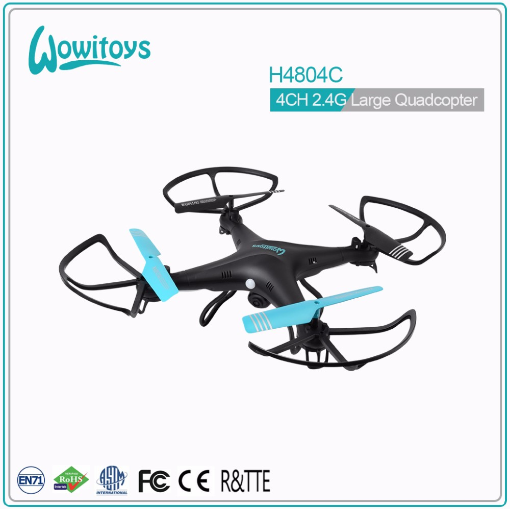 2017 New Hot Sale 4ch 6-axis Gyro Professional Rc Drone with camera and racing drone and toy drone