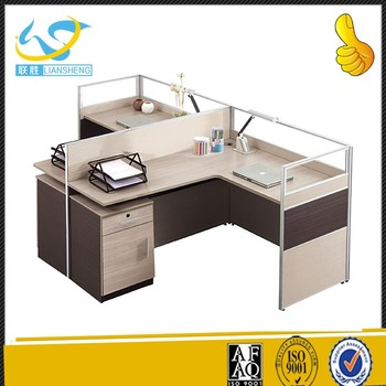 sports shoes 3ea15 01956 Grey Standard Office Desk Dimensions T Shaped Corner Computer Desk With  Locking Drawers - Buy Standard Office Desk Dimensions,Office Desk With  Locking ...