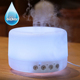 New Design Big Capacity 800ML Essential Oil Aroma Diffuser Ultrasonic Aromatherapy