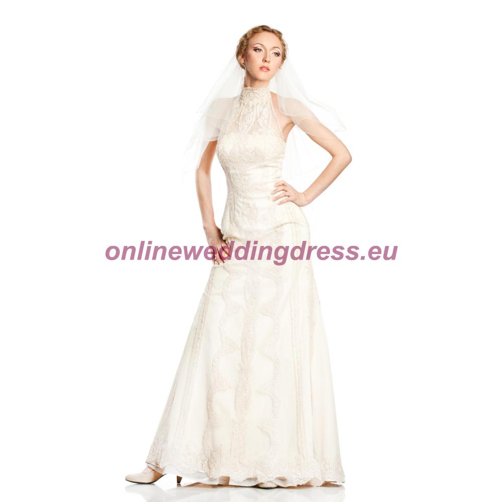 Großhandel brautkleid farbe ivory Kaufen Sie die besten brautkleid ...