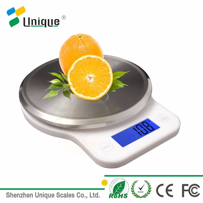 new design high quality digital electronic light weight food nutrition weighing scale