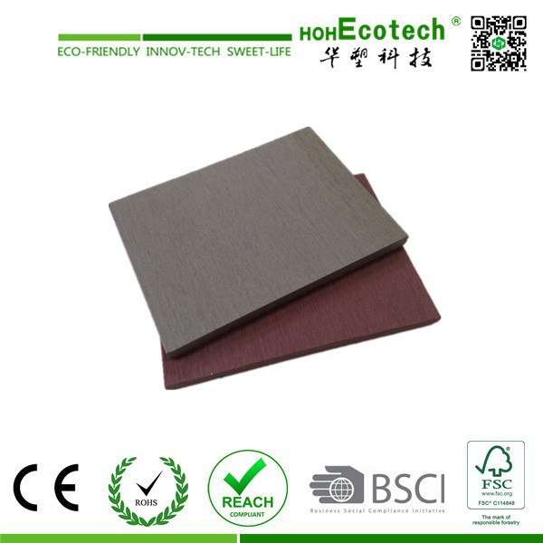 thin plastic wood decking board for decoration
