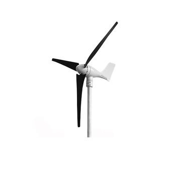 2 Bearing Structure Motor 300 400w 12v 24v Residential Wind Power Turbine  Generator - Buy 400w Generator,Cfrp Wind Generator,400w 24v Wind Generator