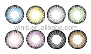 5d5a80673126 ISO 13485 GMP approved EOS LUNA G-211 korea new look color contact lens