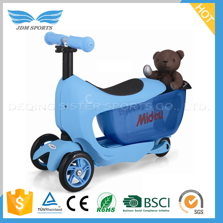 China Factory Worth Buying High Quality 3 In 1 Scooter Kids