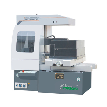 Auto-cut Software 4-axis Fast Edm Molybdenum Wire Cutting Machine ...