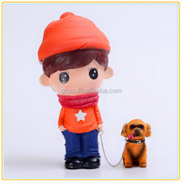 China-alibaba birthday party supplies and decoration boy with dog birthday gifts