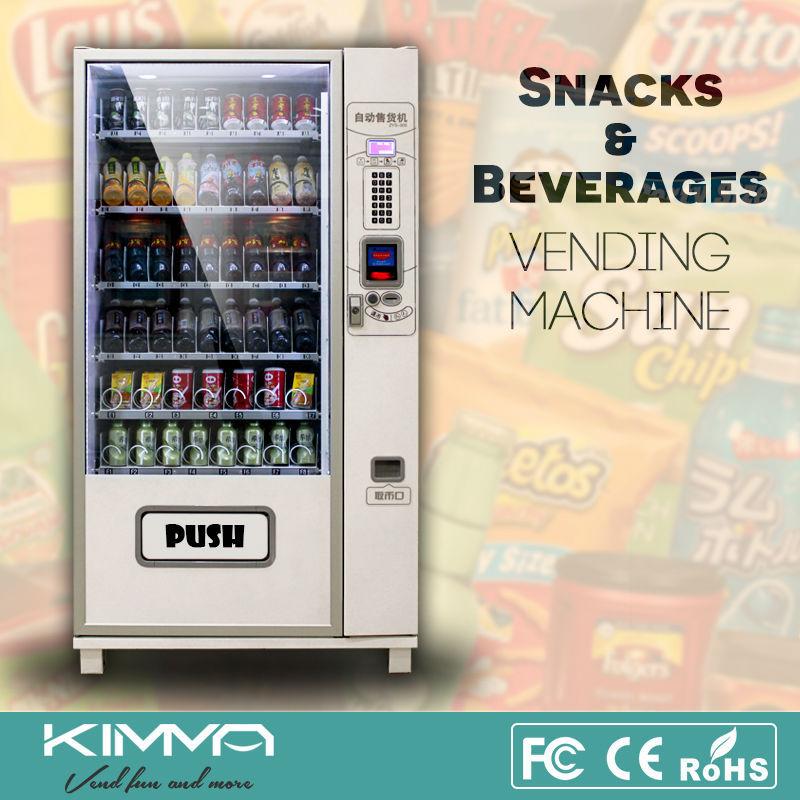 food vending machine hack