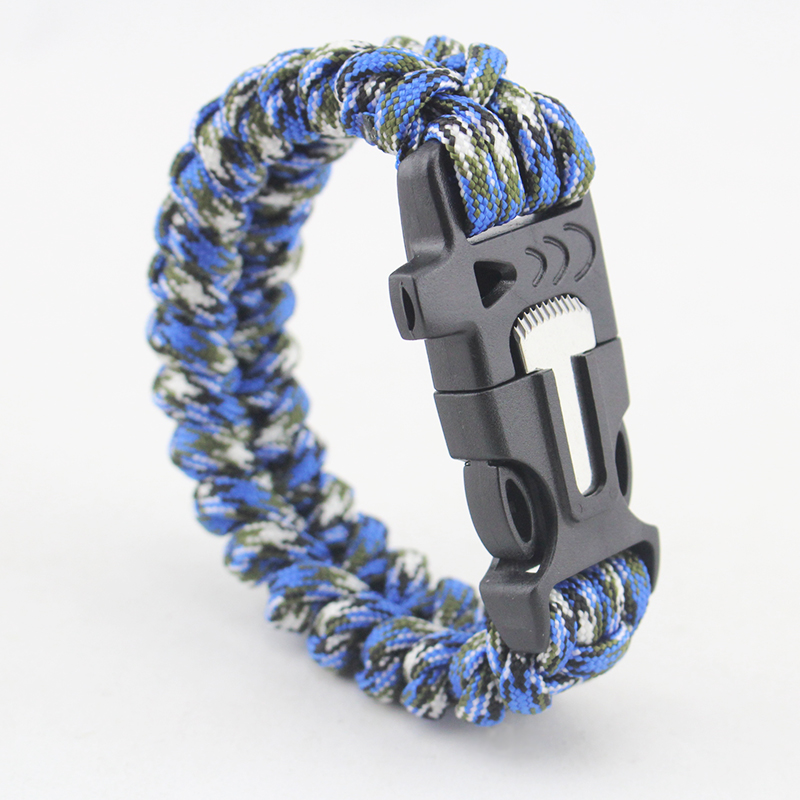 2013 hot sale hiking quality jewelry 550 paracord bangle