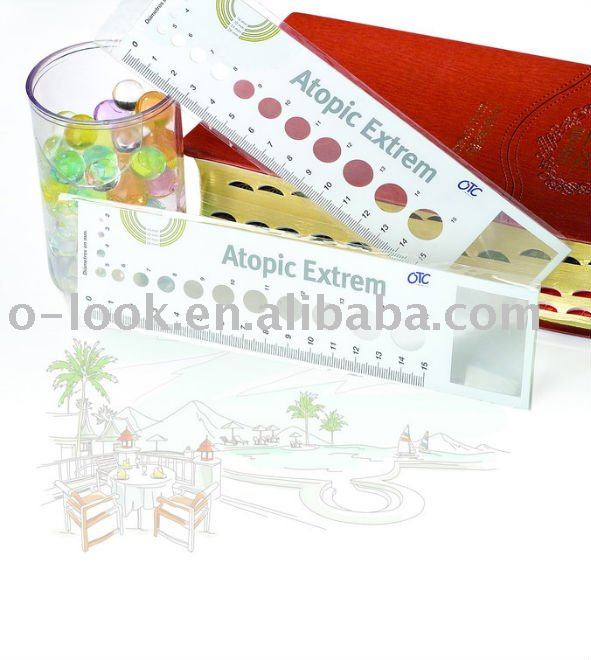 Ruler Magnifier/Bookmark magnifier