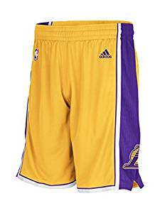 Small NBA Indiana Pacers Mens Tip-Off Mesh Shorts Gold