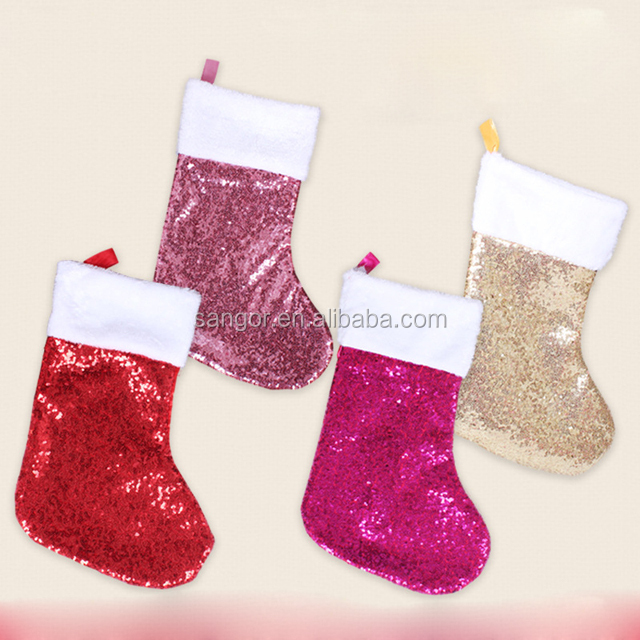 Sequin Christmas Stocking, Sequin Christmas Stocking Suppliers and ...
