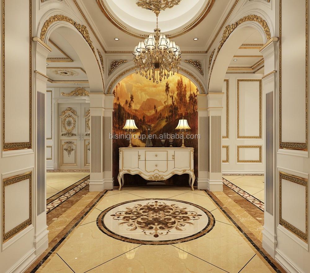 Reale D'epoca di Rendering 3d Interior Design Picture per Legno ...