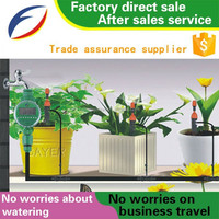 No worries on watering for automatic garden irrigation system kits for mist cooling system
