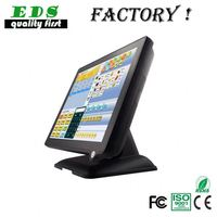 All in one touch screen POS terminal restaurant pos device billing machine 15 inch