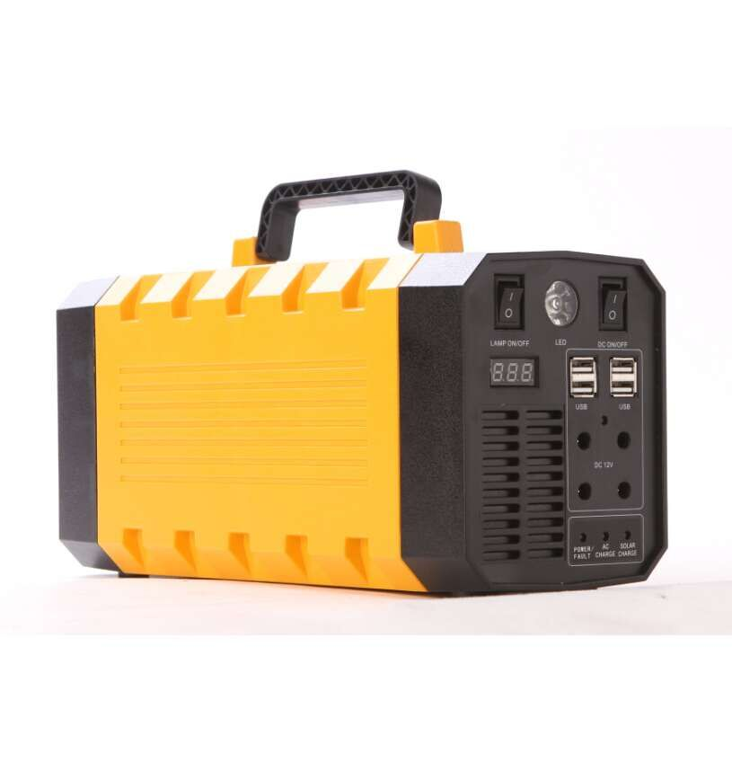 2018 Trending Products 500W 110V 220V 230V UPS Solar Energy Inverter Generator for Indoor Outdoor Use