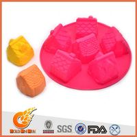 High quality materials silicone kitchen food tong