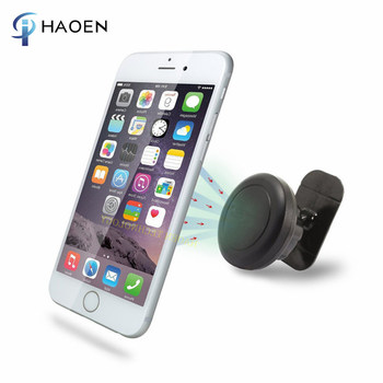 new arrival 3deae 3e1fe Wall Mounted Phone Holder Magnetic Dashboard Cell Phone Holder Reinforced  Magnet Car Mount Holder For Iphone 6s Plus - Buy Wall Mounted Phone ...