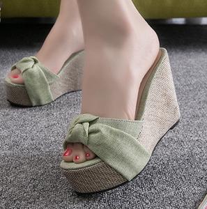 3fd892441e68 Rubber Wedge Sandals