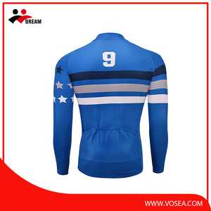 Widely used high quality custom cycle jersey with cheapest price