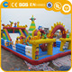 Inflatable amusement park , giant inflatable playground, funworld inflatables for kids