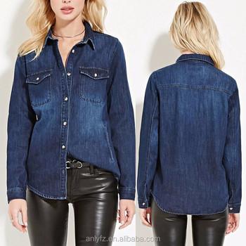 d354ab0235 Ladies Fashion Jeans Top Design