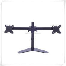 Dual monitors office furniture computer monitor holder