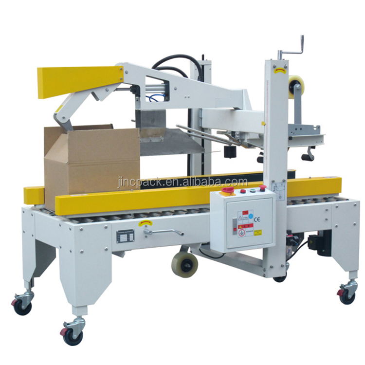 Corrugated carton box good price of carton box packing machine
