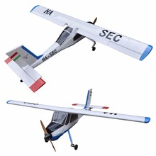 "decorative and outdoor model airplane PZL-104 Wilga 89"" V2 big rc planes"