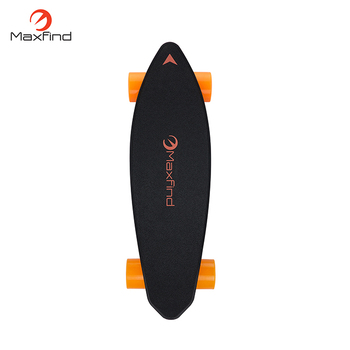 wholesale campus cruise electro skateboard with remote control