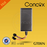 Concox hot selling GT06N convert gps tracking device with CE, E-mark certification