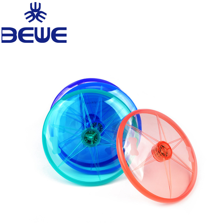 2018 New OEM Design Flying Disk LED Frisbee