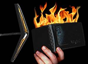 Hot Fire Wallet - Leather, Super - Tora