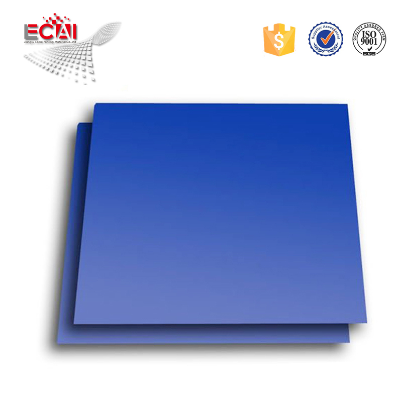 china offset violet plated ctp plate