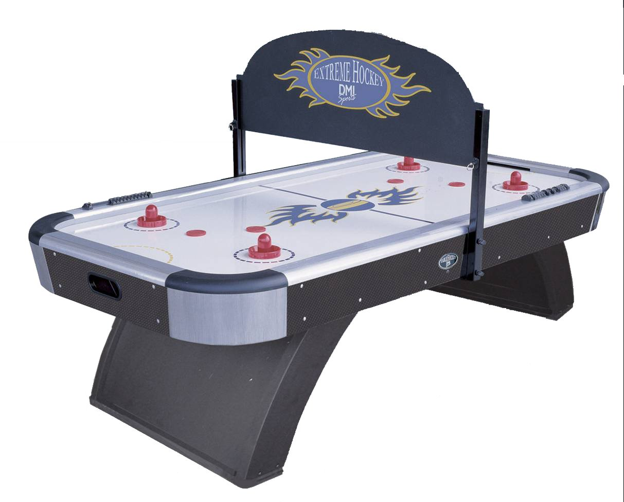 Get Quotations · DMI Sports HT280 Extreme 7 Foot Air Hockey Table