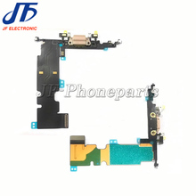 jfphoneparts Charger Charging Port Headphone Dock Connector Flex Cable with MIC For iPhone 8 Plus