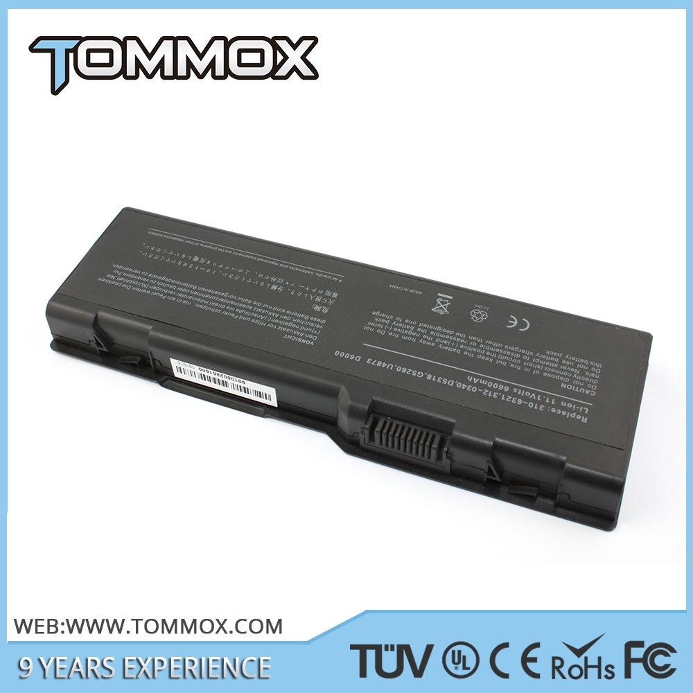 NEW Replacement laptop BATTERY FOR D 6000 9200 9300 XPS M1710 battery