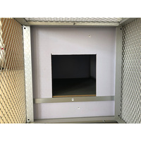 High quality rabbit breeding cages rabbit cage rabbit cage in yard