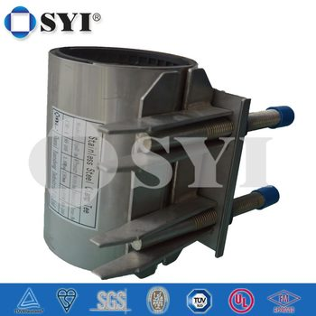Stainless Steel Universal Water Pipe Leak Repair Clamp - Buy Repair ...