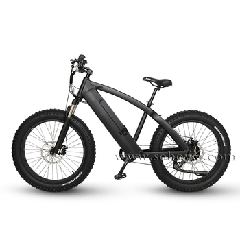 Sobowo Q7 adult fat tire mountain ebike two wheel electric bicycle