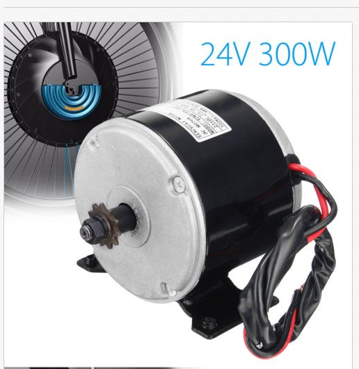 Manufacturer directly supply 250W 300W 24V electric scooter transaxle motor for sale