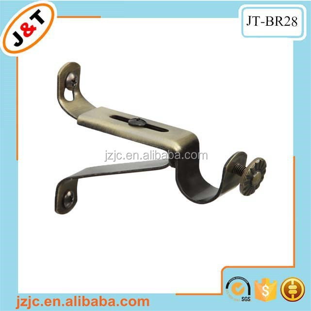 Adjustable Curtain Rod Bracket, Adjustable Curtain Rod Bracket Suppliers  And Manufacturers At Alibaba.com