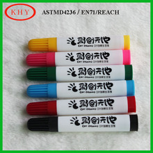 Promotional Mini Colored Felt Tip Fabric Marker Pen for DIY Drawing