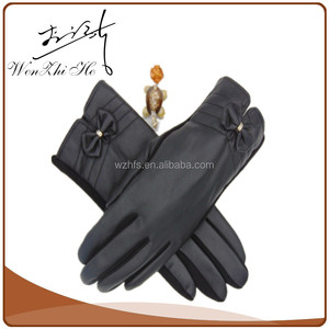 Outdoor Breathable Super Thin Horse Riding Gloves Leather
